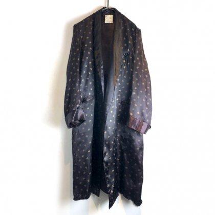 古着 通販 ヴィンテージ シルクサテン ガウン【1950's】【State O Maine】Vintage Silk Satin Robe
