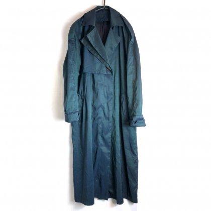 古着 通販 ヴィンテージ 玉虫 トレンチコート【1980's】Vintage Iridescent Color Trench Coat