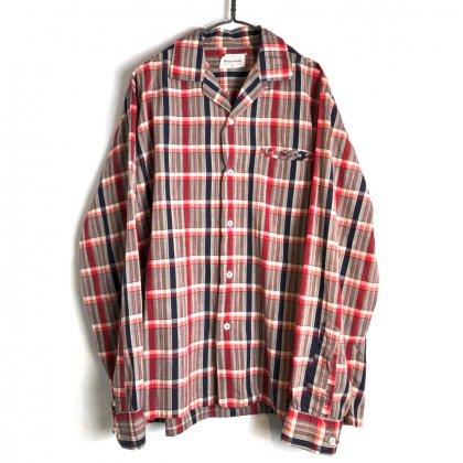 古着 通販 ヴィンテージ オープンカラーシャツ【1950's】【Broadstreet's】Vintage Open Collar Shirt
