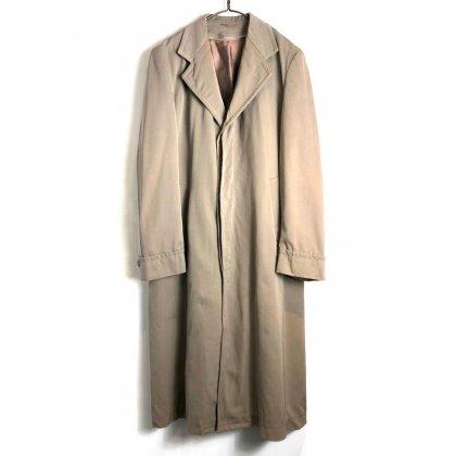 古着 通販 ヴィンテージ ギャバジン テーラード コート【1950's】【Brent】Vintage Gabardine Coat