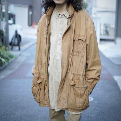 古着 通販 M-65 Type Nubuck Leather Jacket Coordinate