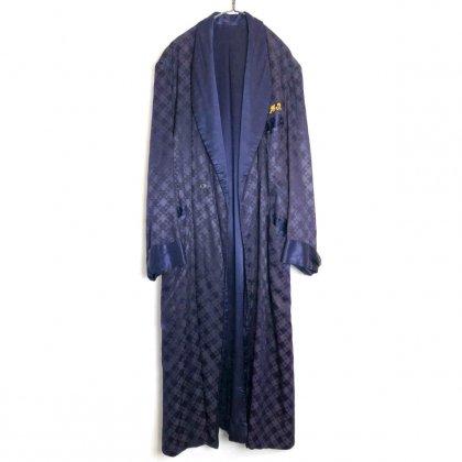 古着 通販 ヴィンテージ レーヨンサテン ガウン【1950's】Vintage Rayon Satin Robe