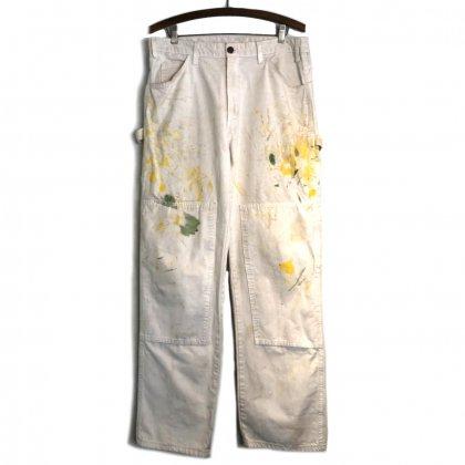 古着 通販 ディッキーズ【Dickies】ヴィンテージ ペインター ペイントパンツ【1980's-】Vintage Painted Painter Pants