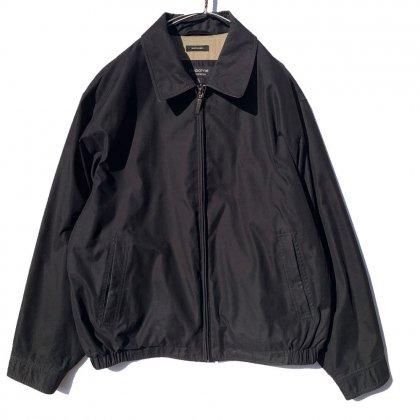 古着 通販 ヴィンテージ ビッグシルエット ピーチスキン ドリズラージャケット【1990's】Vintage Peach Skin Drizzler Jacket