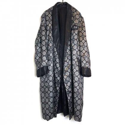 古着 通販 ヴィンテージ シルクサテン ガウン【1960's】Vintage Silk Satin Robe