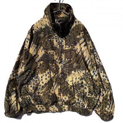 古着 通販 ヴィンテージ レオパードパターン ブルゾン【1990's-】Vintage Leopard Pattern Blouson