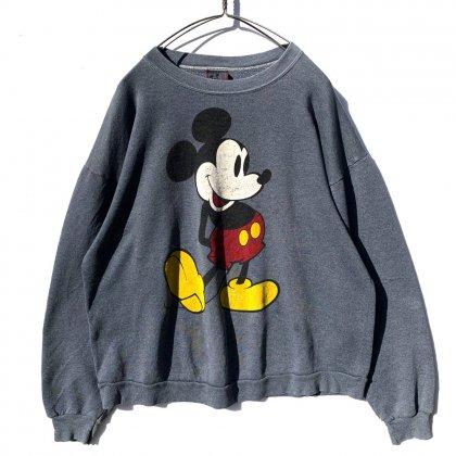 古着 通販 ミッキー【Mickey】ヴィンテージ スウェット シャツ【1990's Made in USA】Vintage Sweat Shirt