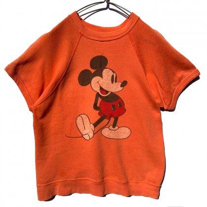 古着 通販 ミッキー【Mickey】ヴィンテージ S/S スウェット シャツ【1960's】Vintage Sweat Shirt
