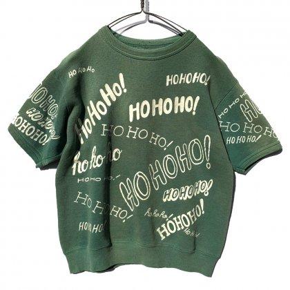 古着 通販 グリーンジャイアント【Green Giant】ヴィンテージ S/S HO HO HO! スウェット シャツ【1960's】Vintage Sweat Shirt