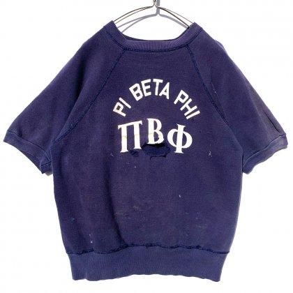 古着 通販 ヴィンテージ S/S カレッジスウェット シャツ【1960's】Vintage College Sweat Shirt
