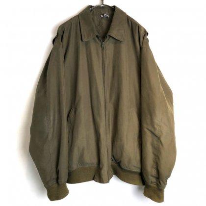 古着 通販 ヴィンテージ ピーチスキン ドリズラージャケット【1990's】【JORDAN CRAIG】Vintage Peach Skin Zip Jacket