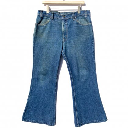 古着 通販 リーバイス 684【Levis 684-0217 Made In USA】ビッグベル オレンジタブ【1990's】Vintage BigBell Denim Pants W-36