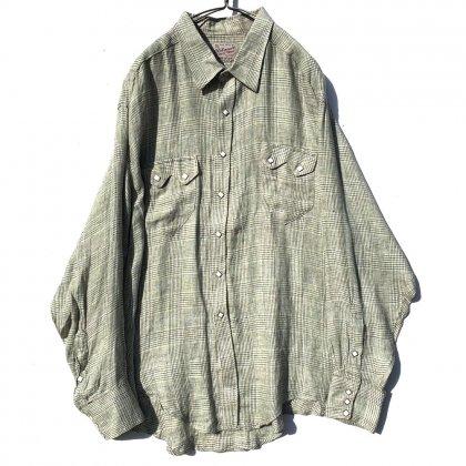 古着 通販 ロックマウント・ランチ・ウェア【Rockmount Ranch Wear】ヴィンテージ レーヨンウエスタンシャツ【1960's】Vintage Western Shirts