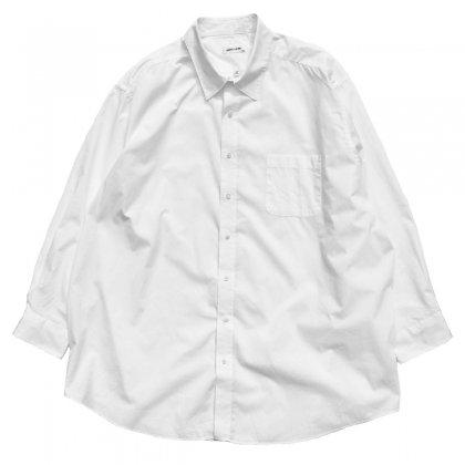 古着 通販 ピンプスティック【pimpstick】フュージブルレス リメイク ビッグシルエット シャツ
