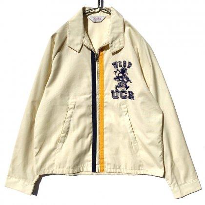 古着 通販 UCR カレッジ ジャケット【University of California, Riverside】【1970's】【Collegiate Pacific】Vintage Swing-Top