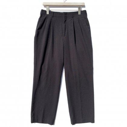 古着 通販 ヴィンテージ レーヨン 2タック トラウザーズ【HAGGAR】Vintage 2-Tuck Trouser