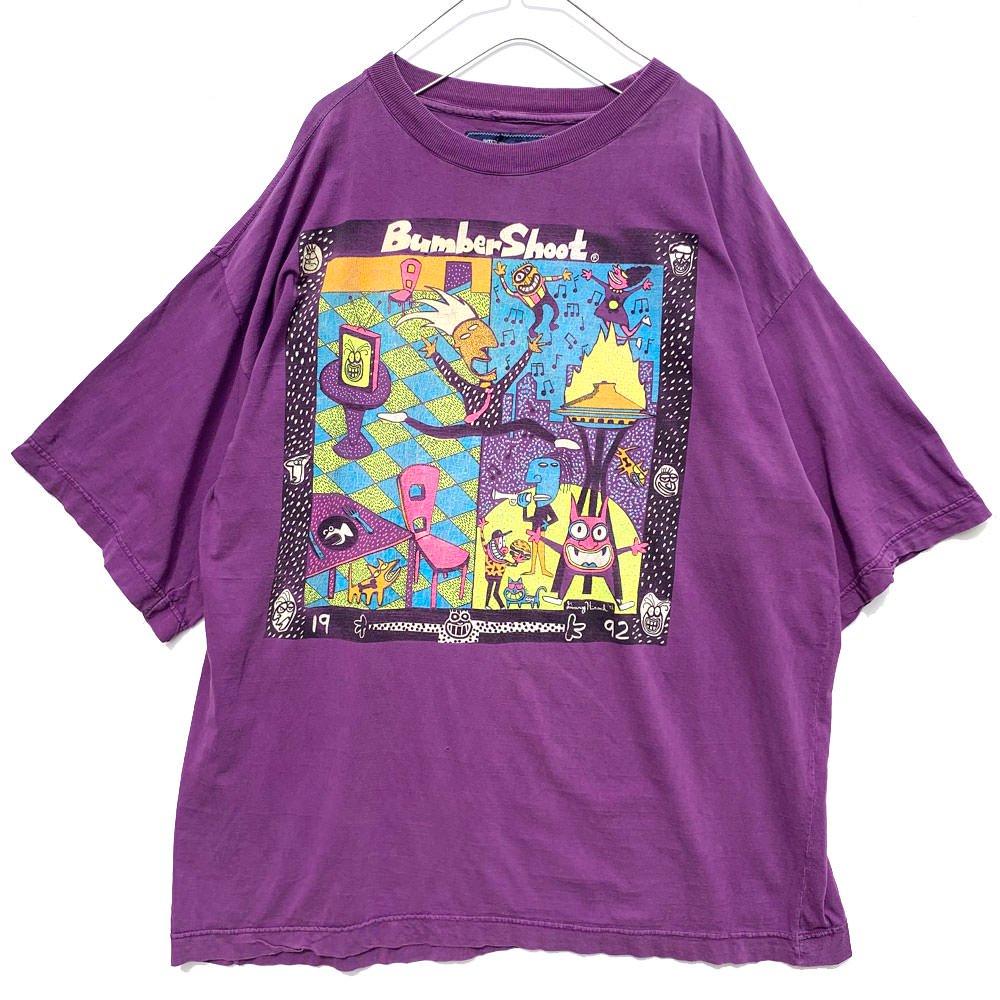 古着 通販 バンバーシュート【Bumber Shoot Fes】ヴィンテージ フェスティバルTシャツ【1990s-】Vintage T-Shirt