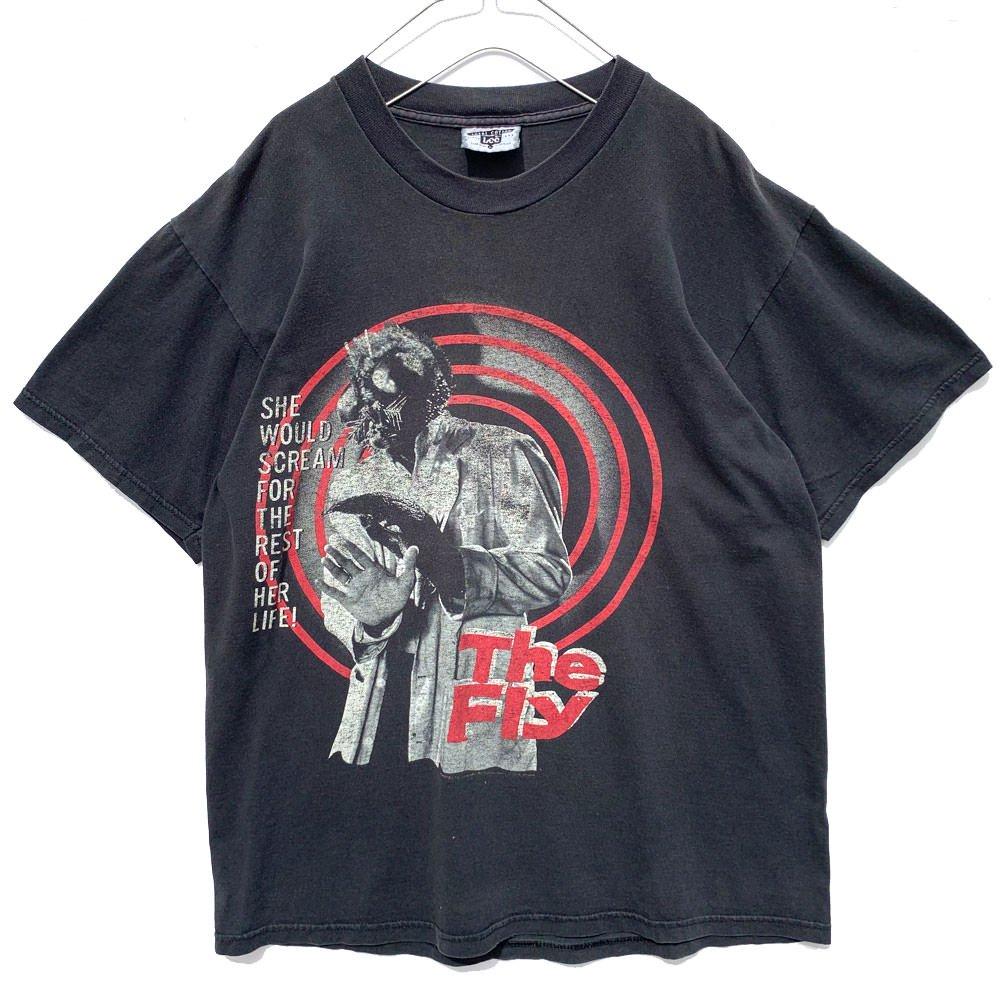 古着 通販 ザ・フライ【The Fly】ヴィンテージ レアプリント Tシャツ【1990s-】Vintage Horror Movie T-Shirt