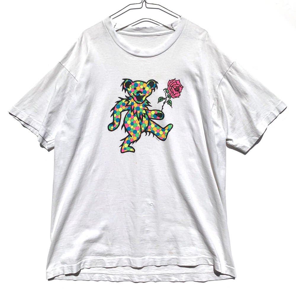 古着 通販 グレイトフル デッド【GRATEFUL DEAD】ヴィンテージ Tシャツ ダンシングベア【1989s-】Vintage T-Shirt