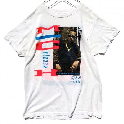古着 通販 MCハマー【MC Hammer】ヴィンテージ Tシャツ【U Can't Touch This】【1990's】Vintage T-Shirts