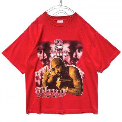 古着 通販 2パック【2Pac All Eyez on Me】ヴィンテージ Tシャツ【Late 1990's】Vintage T-Shirts