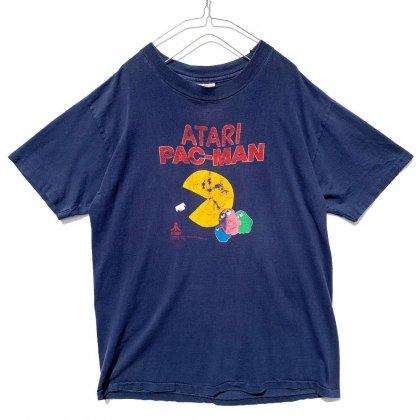古着 通販 パックマン【Pac-Man】ヴィンテージ プリント Tシャツ【1982's】Vintage T-Shirts