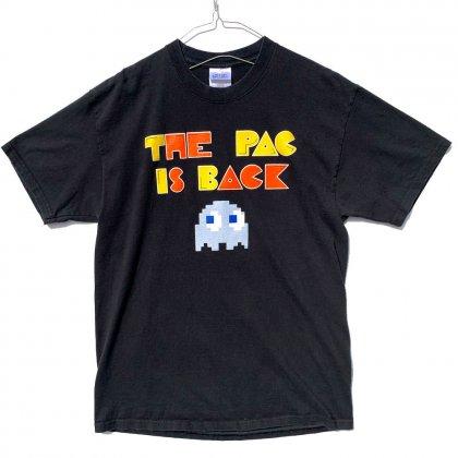 古着 通販 パックマン【Pac-Man】ヴィンテージ プリント Tシャツ【2000's~】Vintage T-Shirts