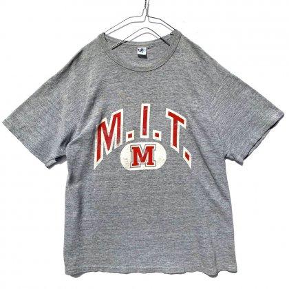 古着 通販 【M.I.T】ヴィンテージ カレッジTシャツ 【1980s】Vintage College T-Shirt