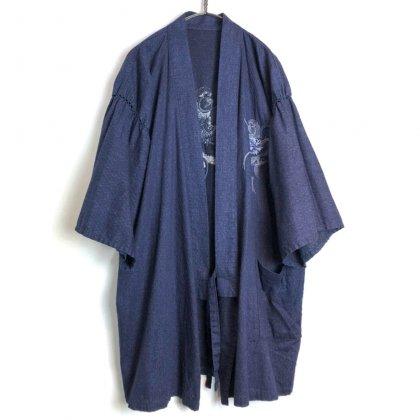 古着 通販 ヴィンテージ ハーフスリーブ 羽織ジャケット【1990s-】Vintage Half Sleeve Japanese Haori Jacket