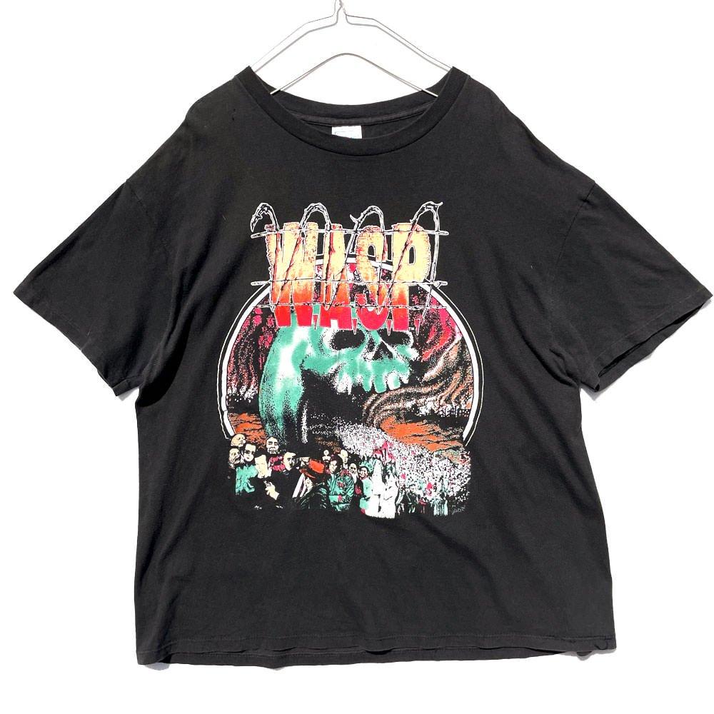 古着 通販 ワスプ【W.A.S.P.】ヴィンテージ ツアー Tシャツ【1989's】Vintage 89 & Headless N.American Tour T-Shirt