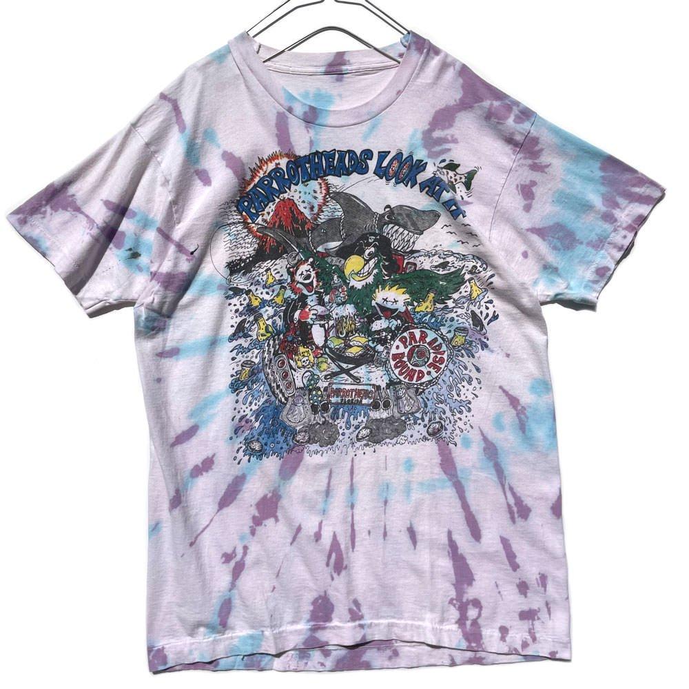 古着 通販 【1992s Olympic Summer Games】ヴィンテージ プリント Tシャツ【PARROTHEADS】Vintage Print T-Shirts