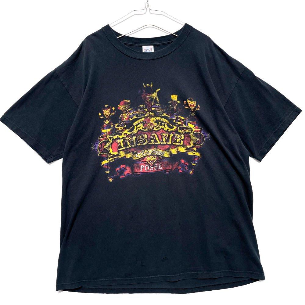 古着 通販 インセイン・クラウン・ポッシー【Insane Clown Posse】ヴィンテージ バンド Tシャツ【1990s】Vintage ICP T-Shirt