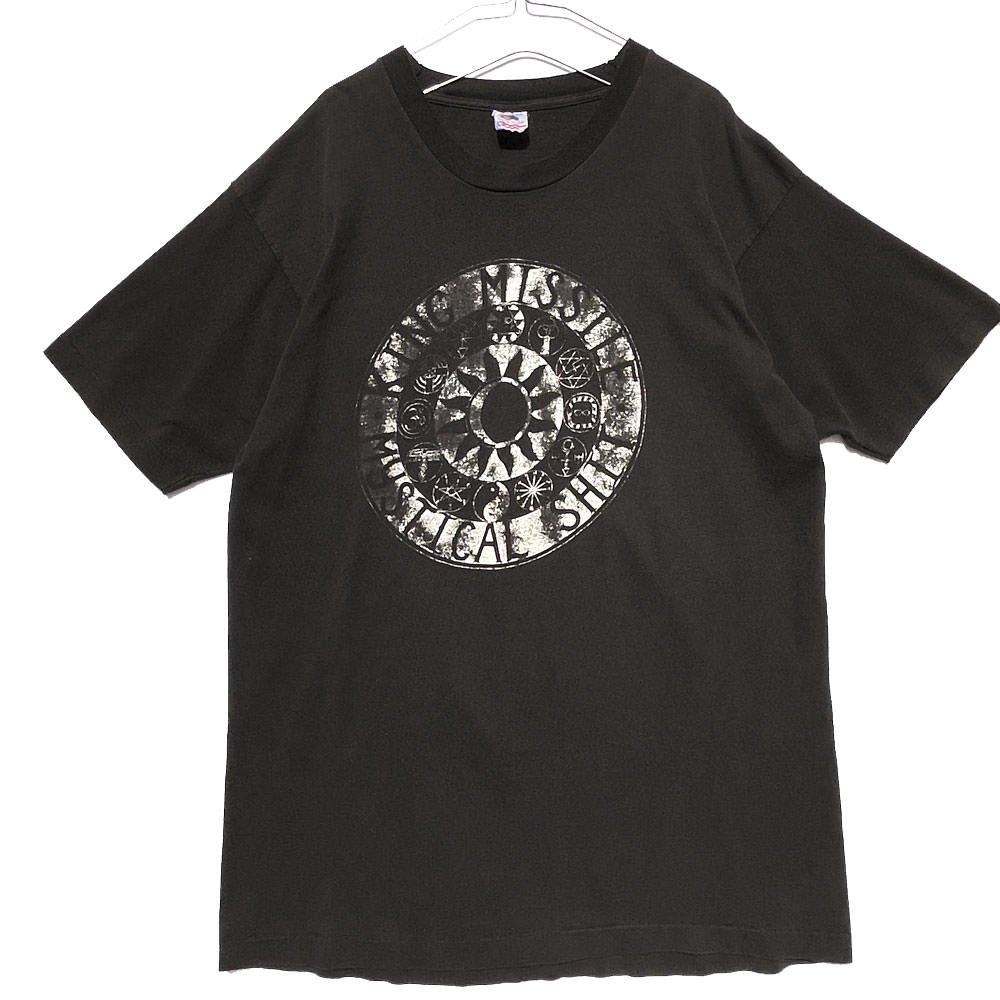 古着 通販 キング・ミサイル【King Missile】【Mystical Shit】ヴィンテージ バンド Tシャツ 【1990's】Vintage Print T-Shirt