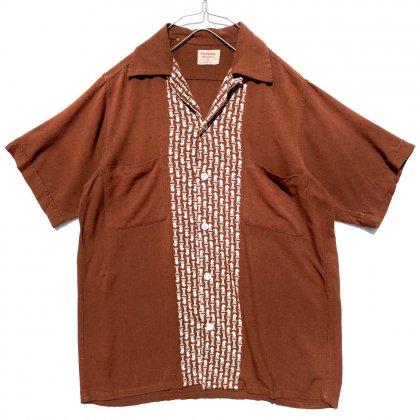 古着 通販 【Donegal】ヴィンテージ ティキ柄 レーヨン アロハシャツ【1950's】Vintage Rayon Hawaiian Shirts