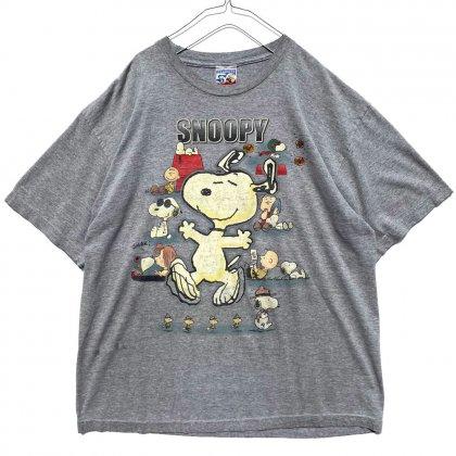 古着 通販 スヌーピー【Snoopy】ヴィンテージ プリント Tシャツ【1990's-】Vintage Cartoon Print T-Shirt