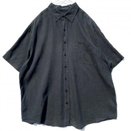 古着 通販 ヴィンテージ ビッグシルエット リネンシャツ【1990's】Vintage Linen Shirt