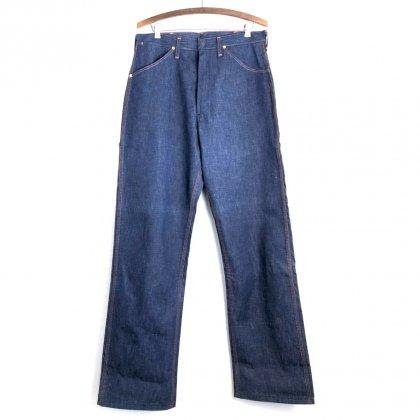 古着 通販 デッドストック ラングラー【Wrangler BLUE BELL】ヴィンテージ デニム ペインターパンツ【1960's-】Dead Stock Vintage Painter Pants