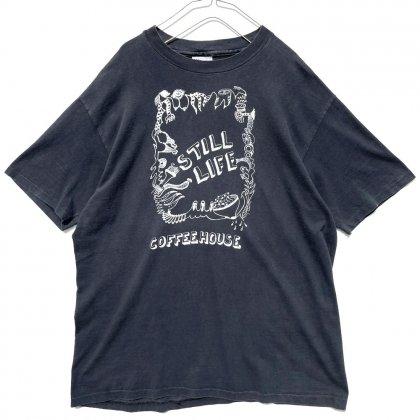 古着 通販 【STILL LIFE Coffee House】ヴィンテージ プロモーション Tシャツ【1990's-】Vintage Promotion T-Shirt