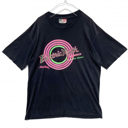 古着 通販 デビー・ギブソン【Debbie Gibson】【Electric Youth】ヴィンテージ プロモーション Tシャツ【1989's】Vintage Promotion T-Shirt