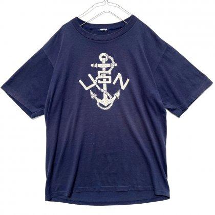 古着 通販 【U.S.NAVY】ヴィンテージ ミリタリー Tシャツ【1980's-】Vintage Military T-Shirt