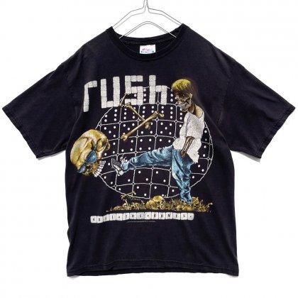 古着 通販 ラッシュ【Rush PUSHEAD】ヴィンテージ パスヘッド Tシャツ【2009's】Vintage Promotion T-Shirt