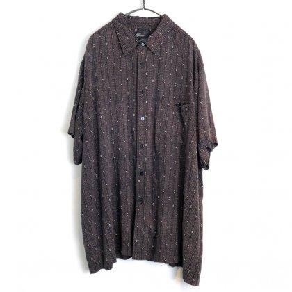 古着 通販 ヴィンテージ S/S レーヨンシャツ【1990's-】【MARC EDWARDS】Vintage Short Sleeve Rayon Shirt