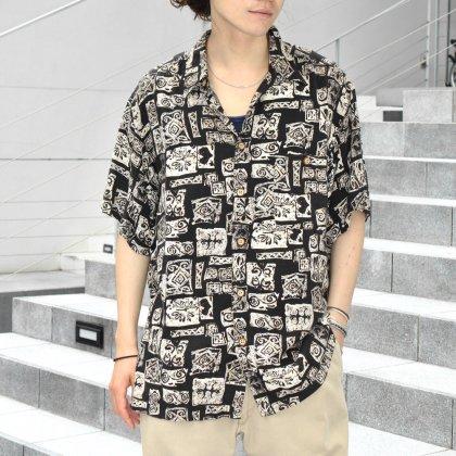 古着 通販 80'S Art Print Shirts Style