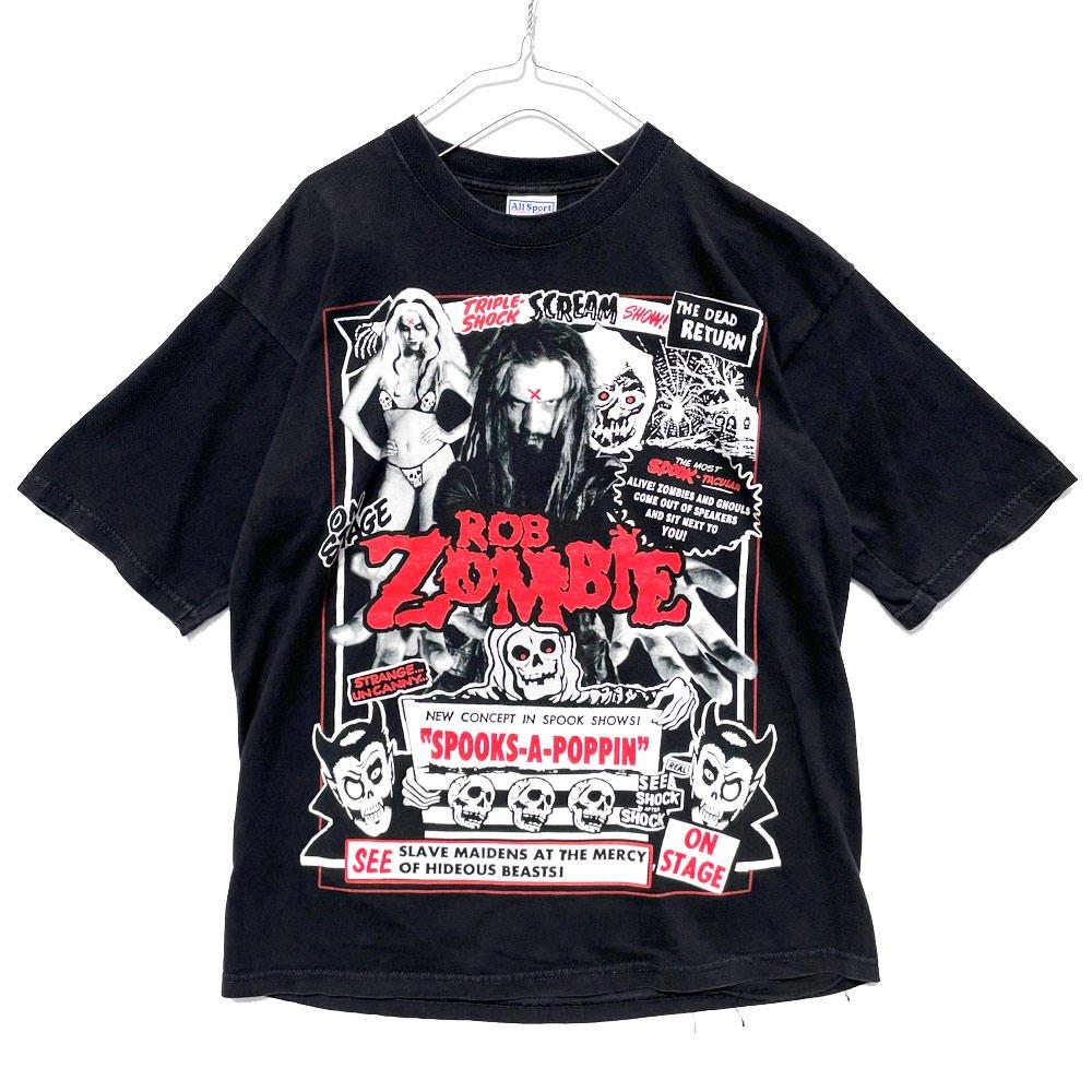 古着 通販 ロブ・ゾンビ【Rob Zombie】ヴィンテージ ムービー Tシャツ【2000's-】Vintage Movie T-Shirt