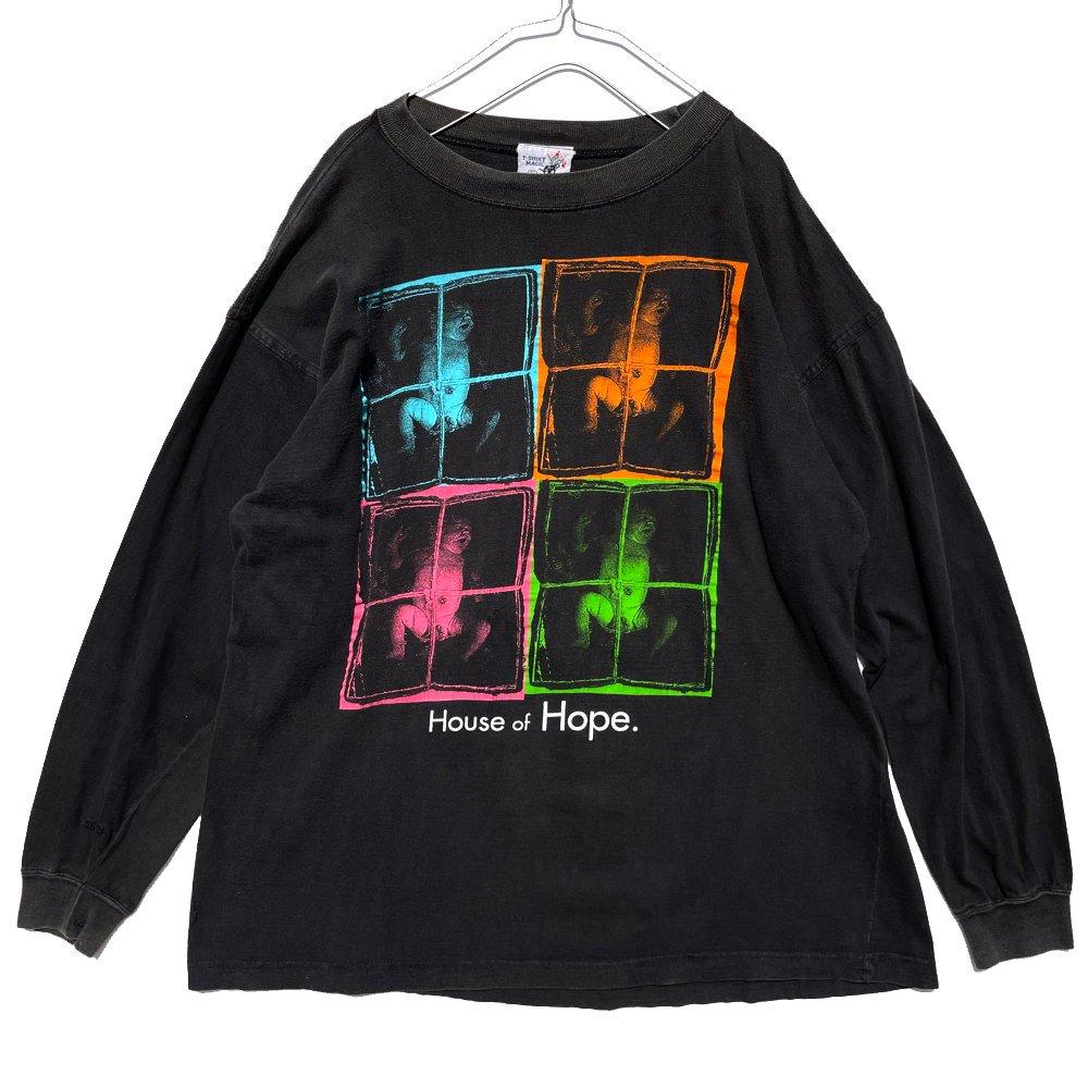 古着 通販 【Toni Childs - House of Hope】ヴィンテージ ツアー Tシャツ【1991's】Vintage Tour T-Shirt