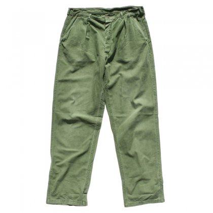古着 通販 スウェーデン軍 ヴィンテージ Utility パンツ【1970's~】Swedish Army Work Trousers C54