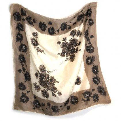 古着 通販 ヴィンテージ シルク スカーフ【1960's】Vintage All Silk Scarf