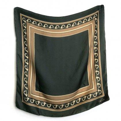 古着 通販 ヴィンテージ シルク スカーフ【1980's】【ARAMIS DEVIN】Vintage All Silk Scarf