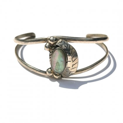 古着 通販 ナバホ ヴィンテージ シルバーバングル【Navajo STERLING】Vintage Silver Bangle