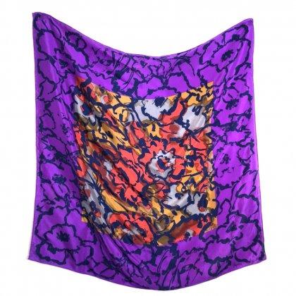 古着 通販 【Vera】ヴィンテージ シルクスカーフ【1960s-】Vintage Silk Pattern Scarf